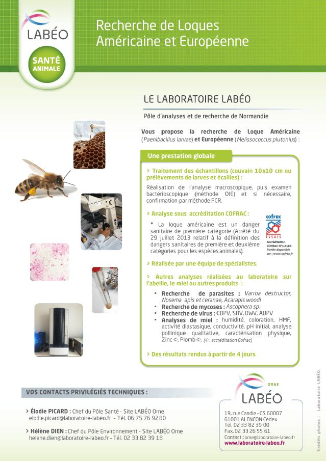 Plaquette Apiculture