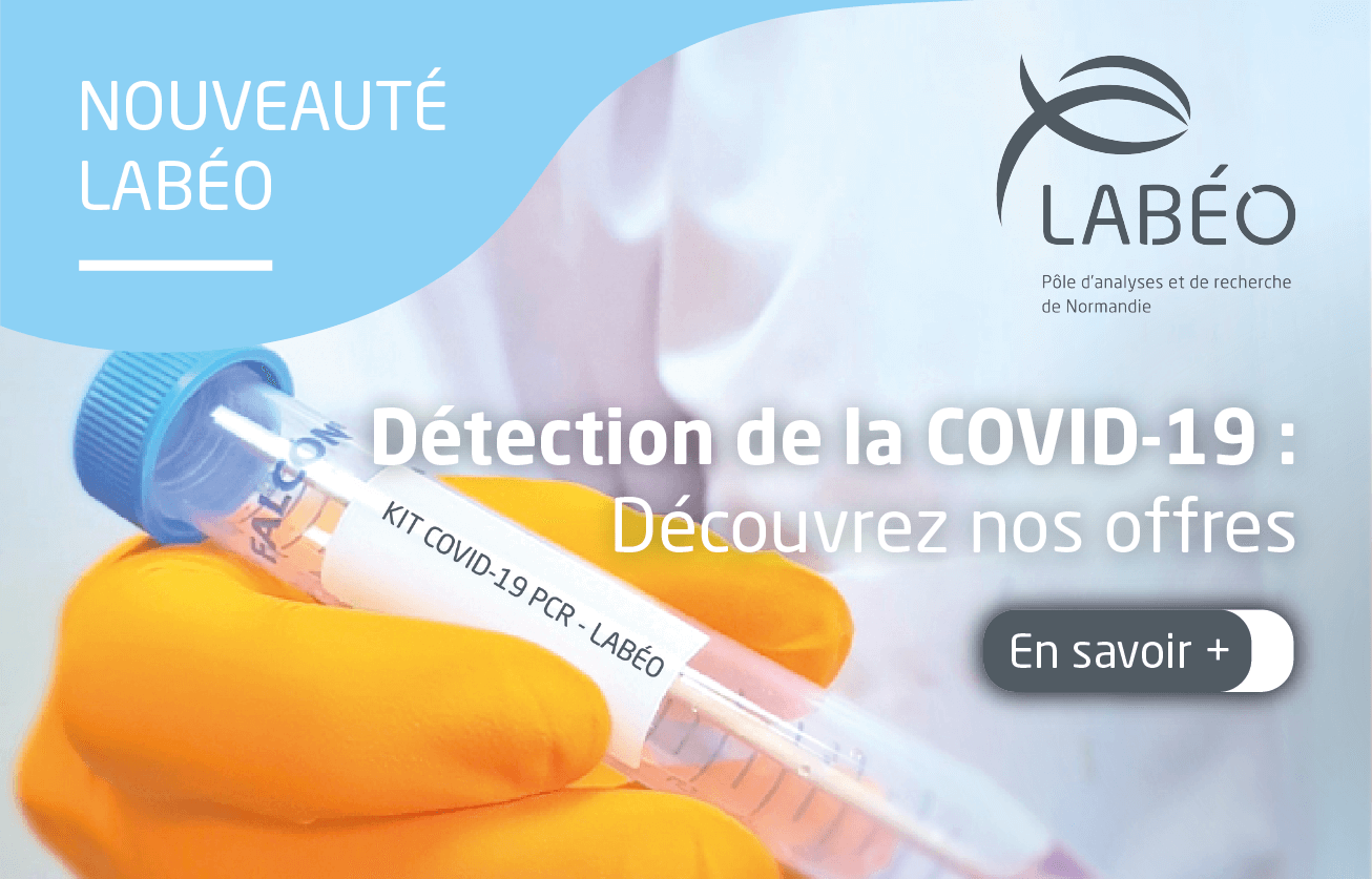 Kit Covid-19 PCR - Labéo